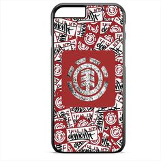 Element Skateboard Logo Collage TATUM-3855 Apple Phonecase Cover For Iphone SE Case