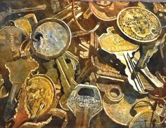 "Linda Baker - ""His Keys"""