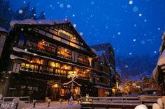 日本の冬は美しい 13枚の写真でみる雪化粧
