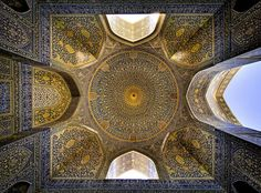 http://www.fubiz.net/en/2014/08/01/colorful-iranian-architecture/Colorful Iranian Architecture Mohammad Domiri, young Iranian photographer and physics student, is passionate about architecture. He likes to capture the monuments of the Middle East, which is why most of his photoshoots are devoted to traditional large mosques. Geometric patterns, fascinating mosaics and swirling colors, the result, to discover later in the article, is breathtaking.