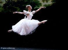 Evgenia Obraztsova, Prima Ballerina of The Bolshoi Ballet in La Sylphide.