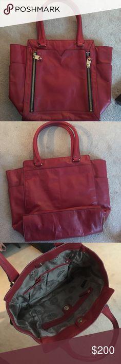 Selling this Vince Camuto purse LIKE NEW on Poshmark! My username is: megrae09. #shopmycloset #poshmark #fashion #shopping #style #forsale #Vince Camuto #Handbags