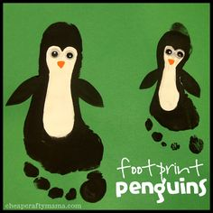 """""""P"""" is for Penguin"""