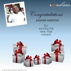 Asghar Haroon The Lucky 7th