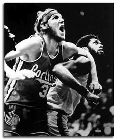 """""""I had the only beard in the Western Hemisphere that made Bob Dylan's look good.""""  • Bill Walton"""