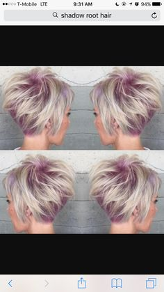 30 Trendy Stacked Hairstyles for Short Hair - Practicality Short Hair Cuts 2020 : Textured Stacked Haircuts for Short Hair - Balayage Hairstyles for Women Fine Hair Short Hair Cuts For Women, Short Hairstyles For Women, Short Hair Styles, Medium Hairstyles, Hairstyles 2016, Pixie Hairstyles, Trendy Hairstyles, Stacked Hairstyles, Fresh Hair