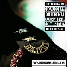 Army Women Quotes, Indian Army Quotes, Girl Quotes, True Quotes, Woman Quotes, Indian Army Special Forces, Rajput Quotes, Indian Army Wallpapers, Soldier Quotes