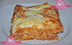 Kıymalı İtalyan Lazanya Tarifi ( Italienische Lasagne Rezepte )