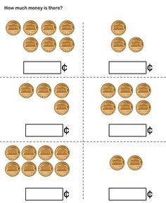 best kindergarten worksheets images  kindergarten preschool  money   math worksheets  kindergarten worksheets money worksheets  worksheets for kids teaching