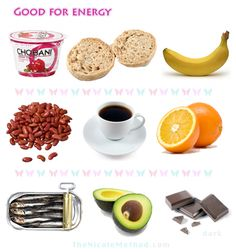 Pre-workout energy meals