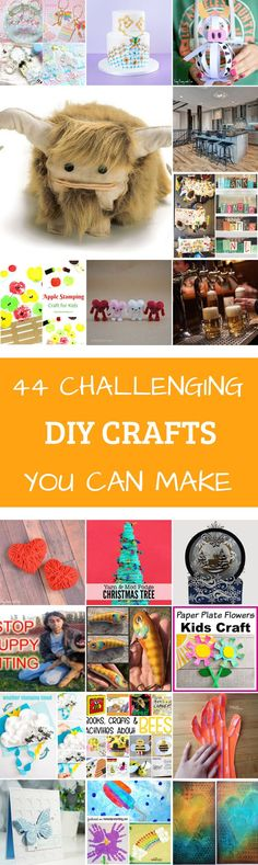 fun and easy arts and crafts for kids Diy Crafts For Teen Girls, Crafts For Teens To Make, Easy Arts And Crafts, Baby Crafts, Diy Crafts Videos, Diy Crafts To Sell, Fun Crafts, Wordpress Theme, Teen Wall Art