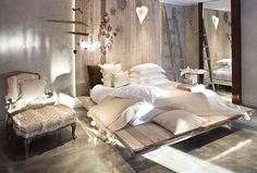 Un hôtel de charme au Portugal, dormitorio