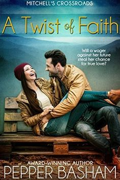 A Twist of Faith by Pepper Basham @pepperbasham #review on Faithfully Bookish @betherin02