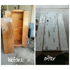 My recent redo project! 1960's gentlemen's armoire. The funniest most irritating project so far, bc i couldnt make up my mind lol old to chic