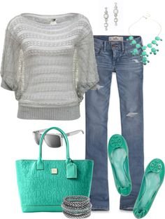 """Knitted Cocoon Jumper Top"" by pamnken on Polyvore"