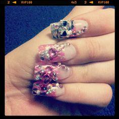 outrageous nail designs | My outrageous nails: Nails Design