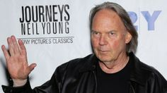"""Neil Young blasts Harper government: """"as far as the governing Conservatives are concerned, """"money is number one, integrity isn't even on the map"""""""