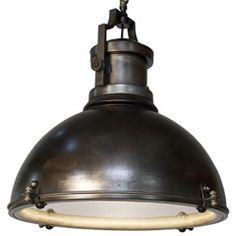 Noir Lighting Marine Metal Fixture Pendant NOILAMP334