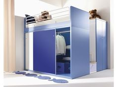 Doimo CityLine, furniture for kid bedrooms | All Products | Archiproducts
