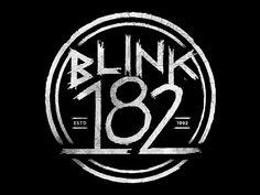 Blink 182 Lettering