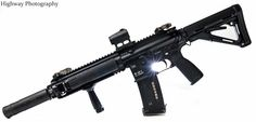 Heckler and Koch HK 416D