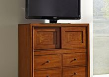 Laurel Hills Media Chest from the Laurel Hills collection by Broyhill Furniture