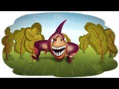 Animovaný film o správnom držaní tela - Pokrivení a vzpriamení Youtube, Tela, Youtubers, Youtube Movies