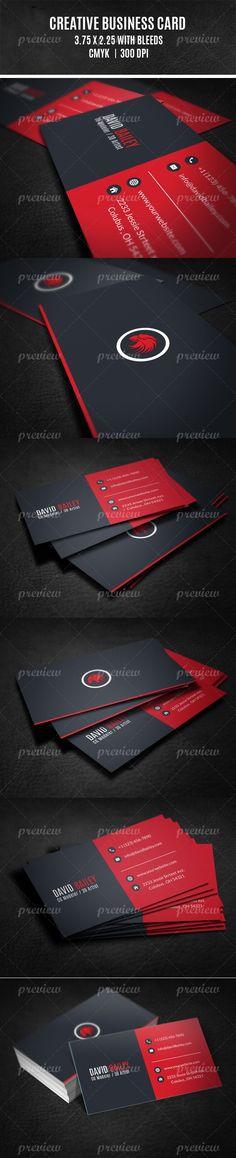 Creative Business Card - http://www.codegrape.com/item/creative-business-card/3872