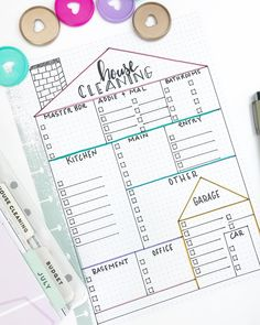 New #thehappyplanner dot grid paper + @the_happy_planner ...