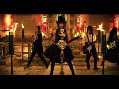 [Official Video] Yousei Teikoku - Astral Dogma - 妖精帝國 - YouTube