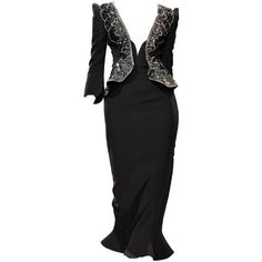 armani-prive_216263 Copy Copy ❤ liked on Polyvore featuring dresses, gowns, vestidos, armani and long dresses