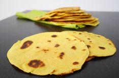 Le tortillas messicane non sono altro che l'equivalente d'oltreoceano delle nostre piadine. E' interessante infatti vedere come popoli così lontani geograf