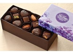 Best Chocolate Covered Nuts and other premium Chocolate Gift Boxes from Li-Lac Chocolates in New York. Chocolate Basket, Chocolate Gift Boxes, Like Chocolate, Chocolate Covered, Tree Nuts, Pistachio, Truffles, Decorative Boxes, Sweets