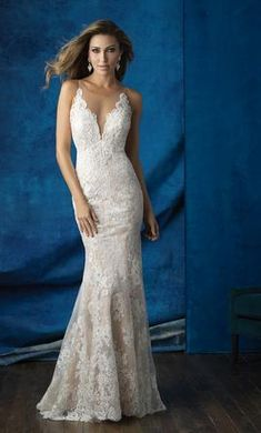 Allure Bridals 9363: buy this dress for a fraction of the salon price on PreOwnedWeddingDresses.com