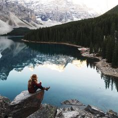 Wilderness Wanderlust :: Adventure Outdoors :: Escape to the Wild :: Back to Nature :: Mountain Air :: Woods, Lakes + Hiking Trails :: Free your Wild :: See more Untamed Wilderness Photography + Inspiration /untamedorganica/