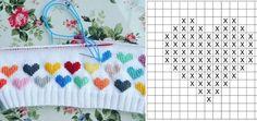 Baby Cardigan Knitting Pattern, Loom Knitting Patterns, Crochet Stitches Patterns, Baby Knitting, Crochet Baby, Cross Stitch Patterns, Embroidery On Clothes, Ribbon Embroidery, Cross Stitch Embroidery