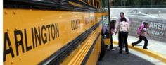 Cameras on Arlington school buses will catch drivers who fail to stop