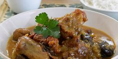 Cape Malay oxtail and dried fruit curry recipe - Clover Cream