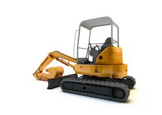 """Mini #excavators come in two types: tail swing, sometimes known as """"conventional house,"""" and zero-tail swing. The one you select will largely be determined by your output requirements and available workspace. Here's how the two compare.  #construction #industrial"""