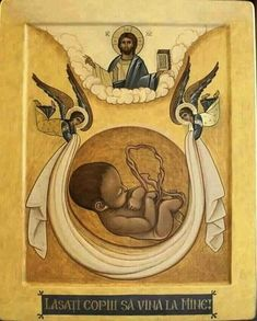 Will the Lord forgive those women who have had multiple abortions but have sincerely repented? What can they do to redeem their sin? A woman who destroys the fruit of her womb commits a great sin. Orthodox Catholic, Catholic Art, Byzantine Icons, Byzantine Art, Religious Icons, Religious Art, D N Angel, Pictures Of Jesus Christ, Christian Artwork