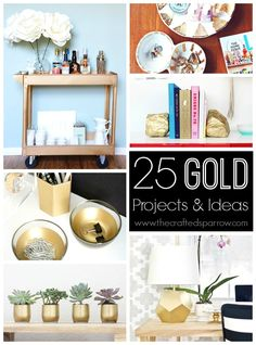 25 Gold Projects & Ideas