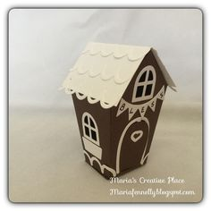 Maria's Creative Place: Home Sweet Home from Stampin' Up!