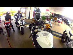 CB 300 REPSOL2014 RENAN A 180 KM/H - YouTube