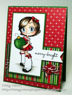 Tracy's Stamping Corner: Merry and Bright - SOG