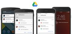 Google Drive Blog: Because it's gotta be super easy to share files