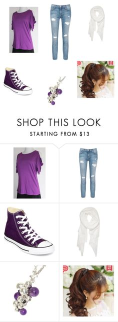 """""""Cabin 12: Dionysus"""" by mthompson-4 on Polyvore featuring Current/Elliott, Converse, Calvin Klein, Georg Jensen and Pin Show"""