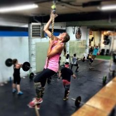 November's Athlete of the Month: Sarah Mielke — JSA CrossFit Since 2006 the premier CrossFit gym in Ocean & Monmouth County area