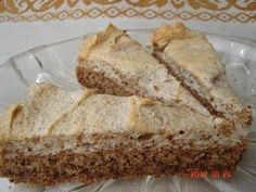 Vague No lie and Gm Diet Articles Healthy Dishes, Healthy Desserts, Sugar Free Deserts, Good Food, Yummy Food, Hungarian Recipes, Cheesecake, Baking And Pastry, Gluten Free Desserts