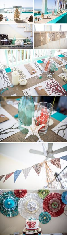 Genevieve   Kyle: DIY Beach Wedding mit Shandi Wallace Photography