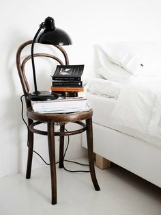 7 Genius Things To Use As A Bedside Table